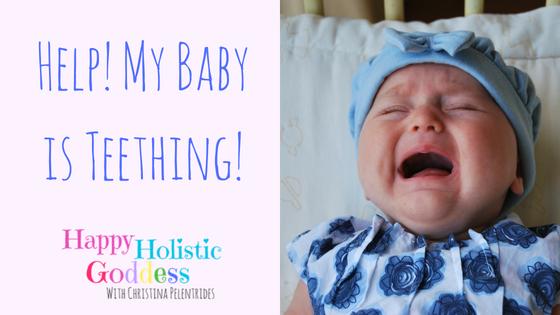 Help! My Baby is Teething!